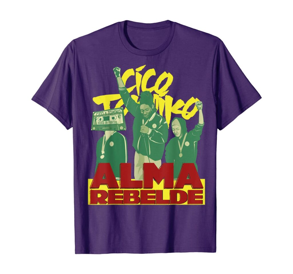 Alma rebelde Purple