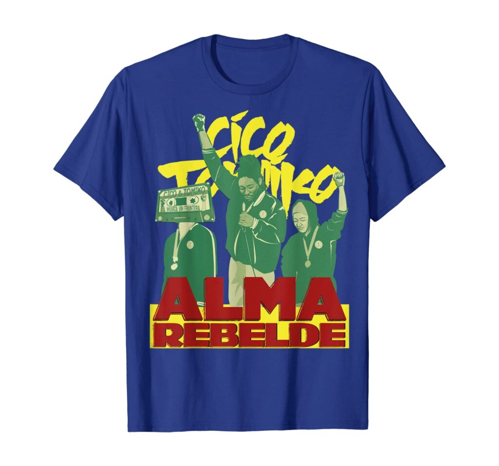 Alma rebelde Royal Blue