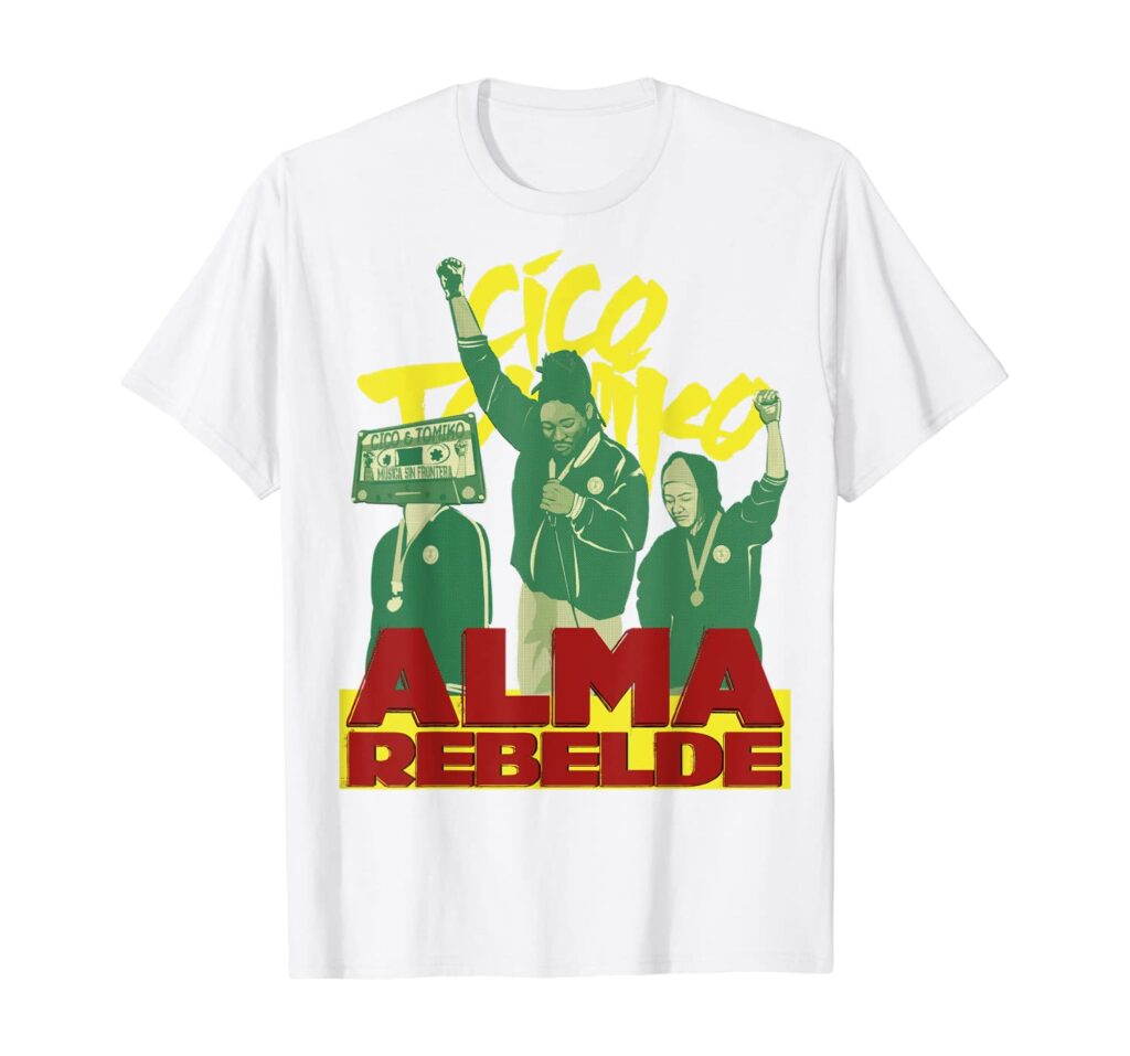 Alma rebelde White